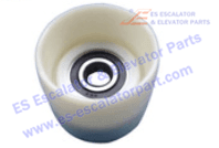 Thyssenkrupp Escalator Parts Roller And Wheel NEW 1709042900