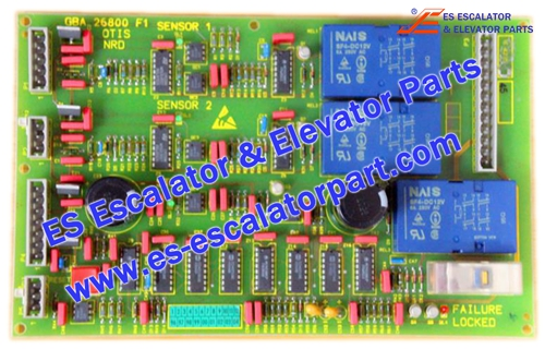 OTIS Escalator Parts GBA26800F1 PCB